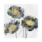 Flower Burst Trio Giclee Print by Vanessa Austin