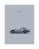 Toyota 2000GT Giclee Print by Mark Rogan