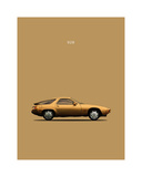 Porsche 928 1979 Giclee Print by Mark Rogan