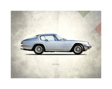 Maserati Mistral 1969 Giclee Print by Mark Rogan