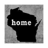 Wisconsin Giclee Print by Luke Wilson