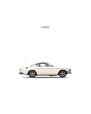 Volvo P1800 Giclee Print by Mark Rogan