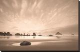 Morning on the Beach Reproduction sur toile tendue par Igor Svibilsky