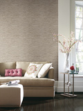 Grasscloth Peel & Stick Wall Decor Removable Wallpaper