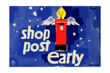 Shop Post Early Prints by Hans Unger