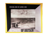 Outposts of Britain, Posting Box at Lands End Prints by Edward McKnight Kauffer