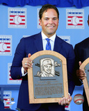 Mike Piazza 2016 MLB Hall of Fame Induction Ceremony Photo