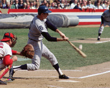 Al Kaline 1968 World Series Action Photo