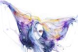 Big Bang Posters af Agnes Cecile