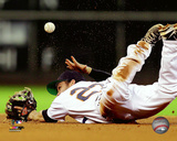 Jose Altuve 2012 Action Photo