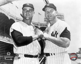 Mickey Mantle & Roger Maris Posed Photo