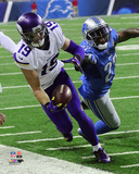 Adam Thielen 2015 Action Photo