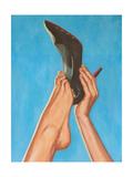 Enjoy Your Stay Premium Giclee Print by Alexander Grahovsky