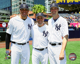 Dellin Betances, Carlos Beltran, & Andrew Miller 2016 MLB All-Star Game Photo