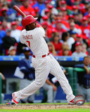 Maikel Franco 2016 Action Photo