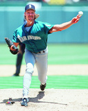 Randy Johnson 1994 Action Photo