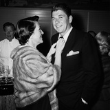 Nancy & Ronald Reagan 1959 Photo by  Capital Art