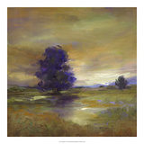 Purple Tree Giclee Print by Sheila Finch