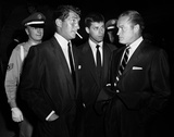 Dean Martin, Jerry Lewis and Bob Hope 1956 Photo by  Capital Art