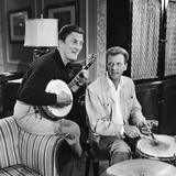 Kirk Douglas and Dan Dailey 1958 Photo by  Capital Art