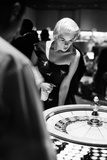 Jayne Mansfield Plays Roulette in Vegas 1958 Photo by  Capital Art