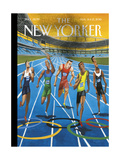 The New Yorker Cover - August 8, 2016 Giclee Print by Mark Ulriksen