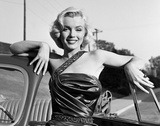Marilyn Monroe, portrait on set of How to Marry a Millionaire, 1953 Photo by  Capital Art