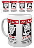 Rick & Morty - Wanted Mug Mug