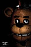 Five Nights At Freddy's- Freddy Fazbear Posters