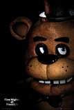 Five Nights At Freddy's- Freddy Fazbear Poster