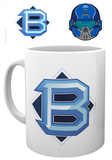 Halo 5 - PVP Blue Mug Tazza
