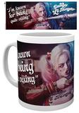 Suicide Squad - Harley Bat Mug Mug