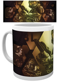 Halo 5 - Blue team Mug Tazza