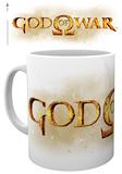 God Of War - Logo Mug Tazza