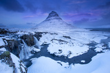 Kirkjufell Mountain Photographic Print by Ben Hall