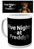 Five Nights At Freddy's - Logo Mug Tazza