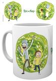 Rick & Morty - Portal Mug Muki