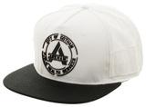 Suicide Squad- Arkham Logo Patch Snapback Hat