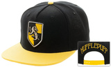 Harry Potter- Hufflepuff Shield Logo Snapback Hat