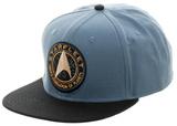 Star Trek- Starfleet Ufp Emblem Snapback Hat