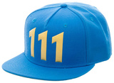 Fallout- 111 Logo Snapback Hat