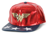 Wonder Woman- Radiant Snapback キャップ