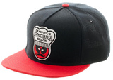 Deadpool- Chimichanga Shack Snapback Hat
