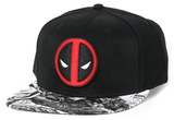 Deadpool Action Bill Snapback Hat