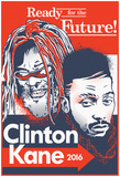 Clinton Kane 2016 (Red, White, & Blue Signboard) Posters