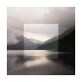 Framed Landscape II Premium Giclee Print by Laura Marshall