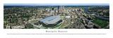 Minneapolis, MN 8 (US Bank Stadium) Kunstdruck von James Blakeway