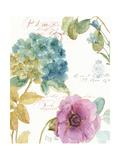 Rainbow Seeds Botanical I Art par Lisa Audit