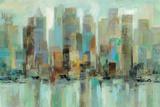 Morning Reflections Art by Silvia Vassileva