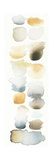 Watercolor Swatch Panel Neutral II Poster by Elyse DeNeige